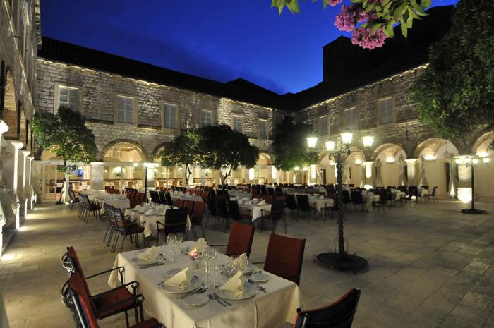 Restaurant klarisa st claire 39 s nunnery for Design hotel dubrovnik